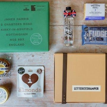 Best Of British Letter Box Hamper