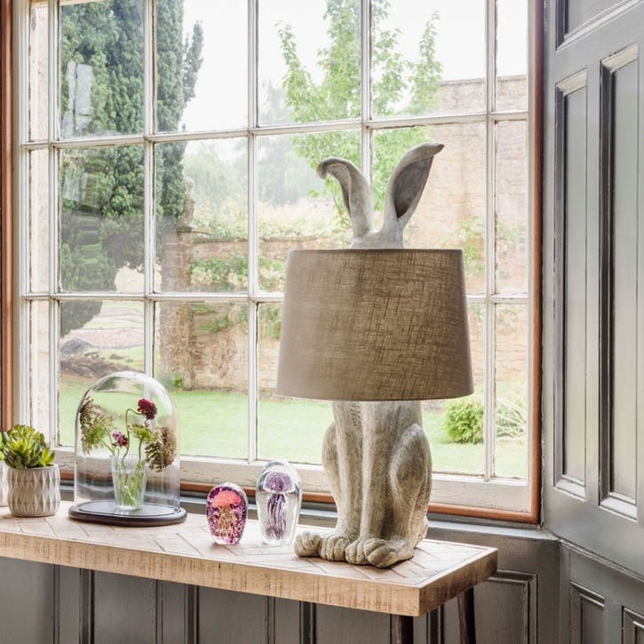 Hetty Hare Table Lamp