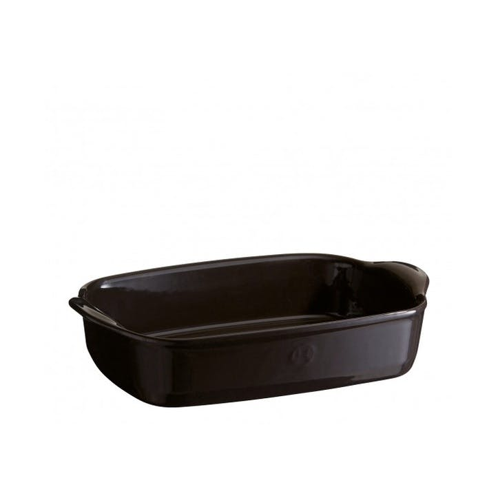 Rectangular Oven Dish - Small; Charcoal