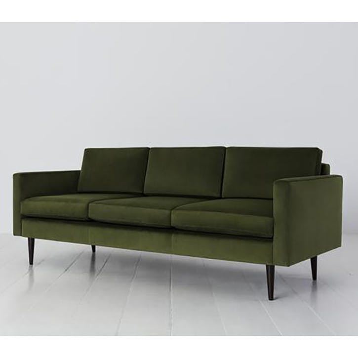 3 Seater Sofa, Model 01, Vine