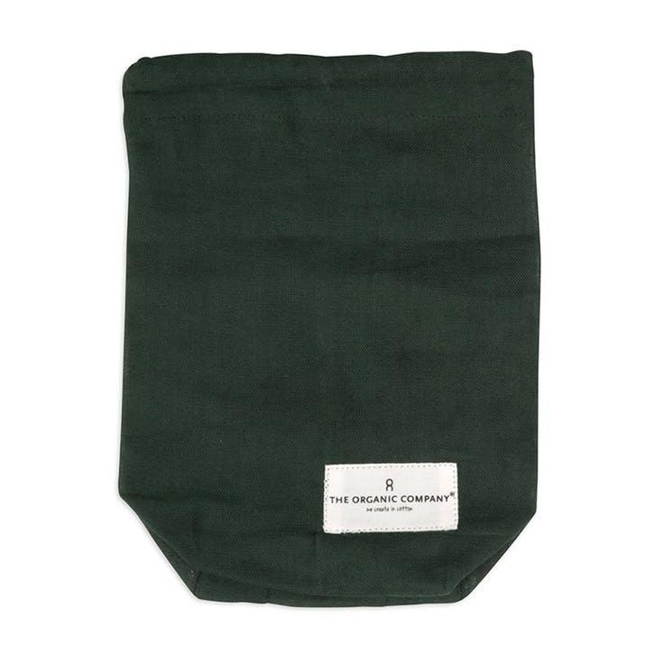 Food Bag, Small, Dark Green