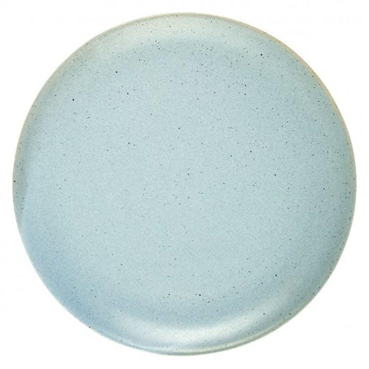 Cinnamon Dinner Plate, Blue