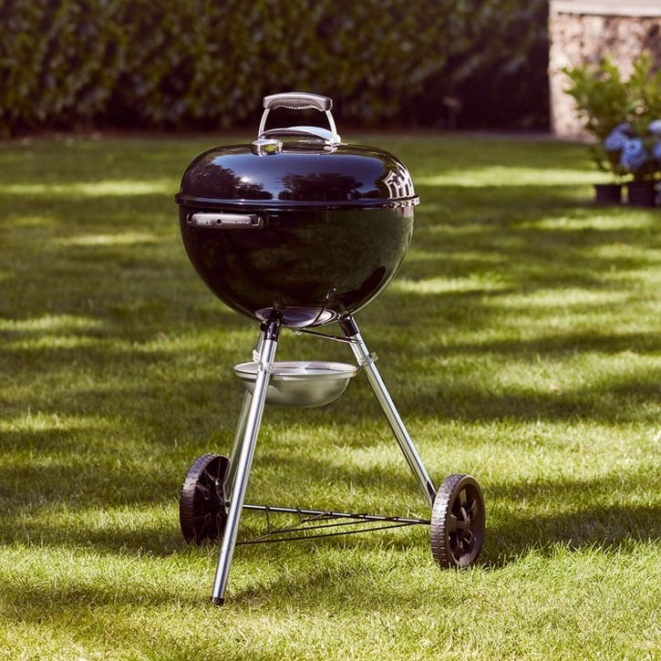 Original Kettle E-5710 Charcoal Barbecue - 57cm; Black