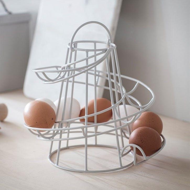 Egg Run, Chalk