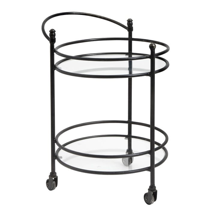 Circular Drinks Trolley