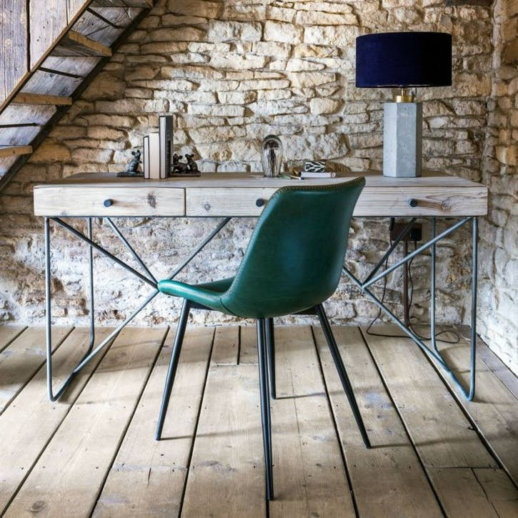 Novak Chair, Green