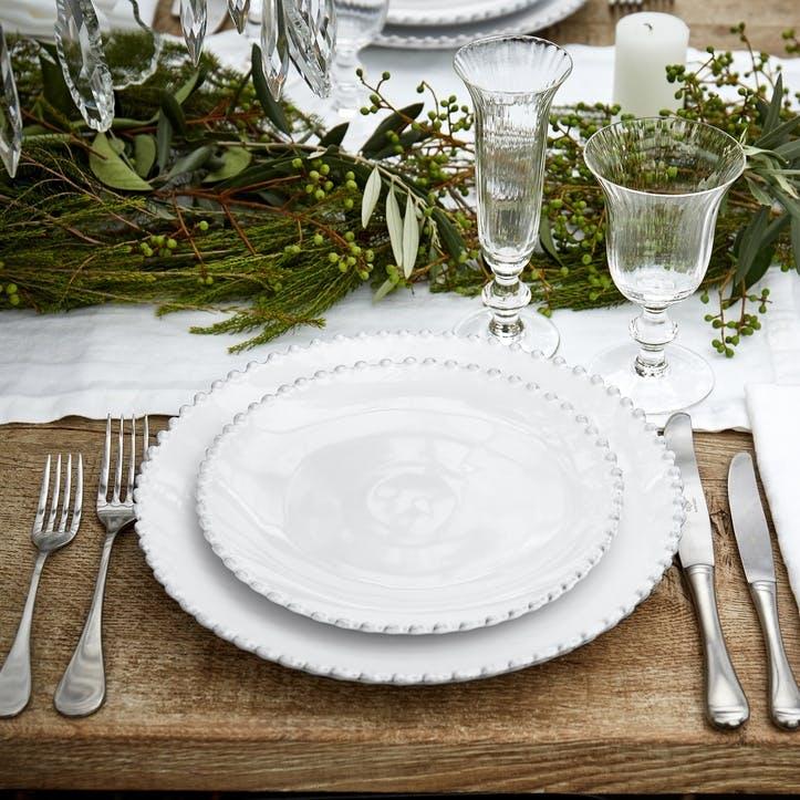 Pearl Dinner Plates, Set of 6