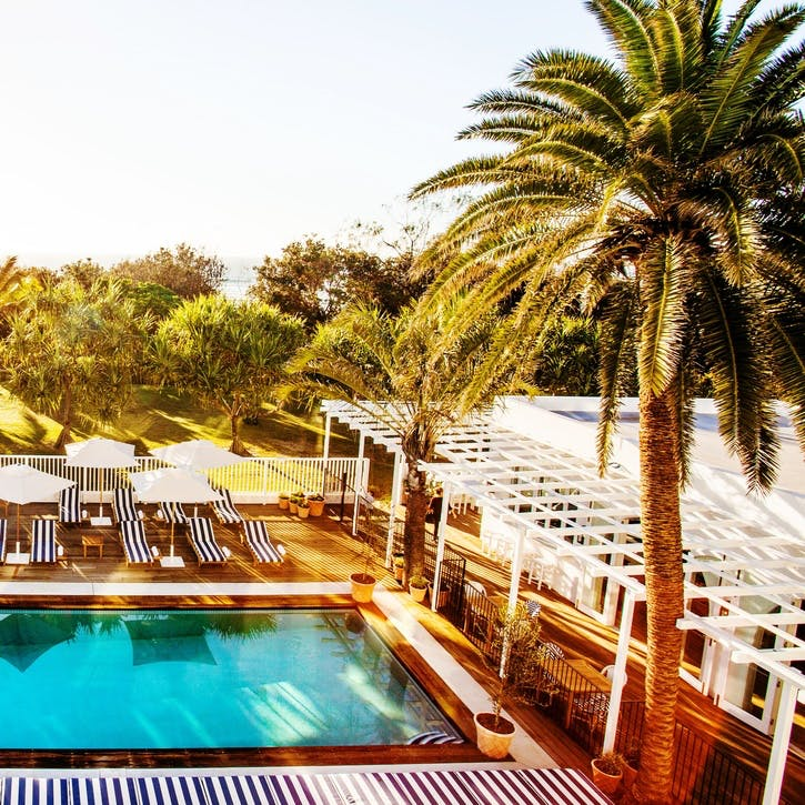 A voucher towards a stay at Halcyon House Hotel for two, Australia