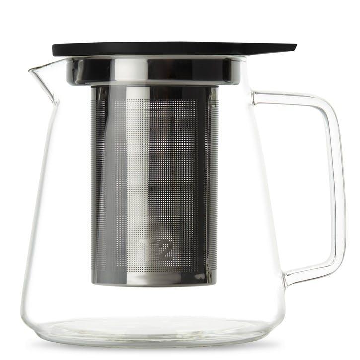 Teaset Teapot; Black