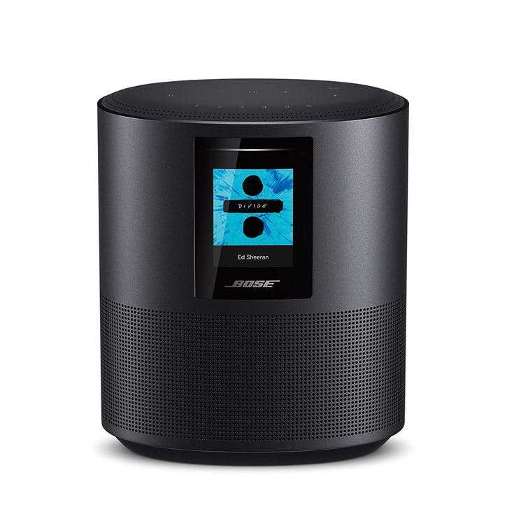 Home 500 Smart Speaker; Black
