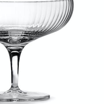 Inku, Set of 4 Champagne Coupes