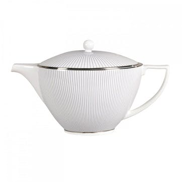 Pin Stripe Teapot
