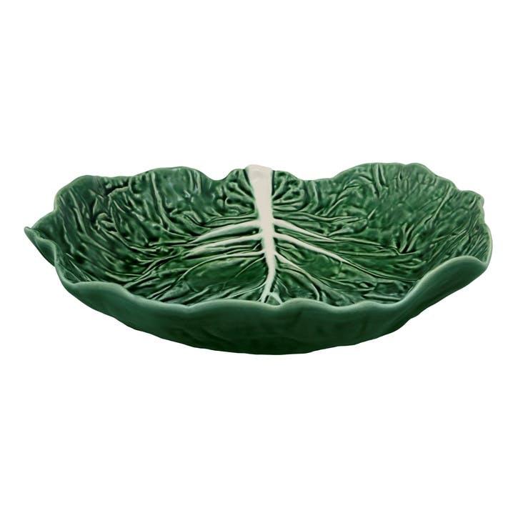 Cabbage Salad Bowl, 35cm, Green