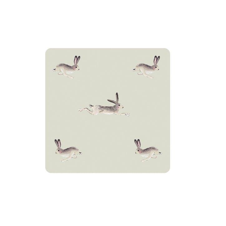 'Hare' Coasters, Set Of 4