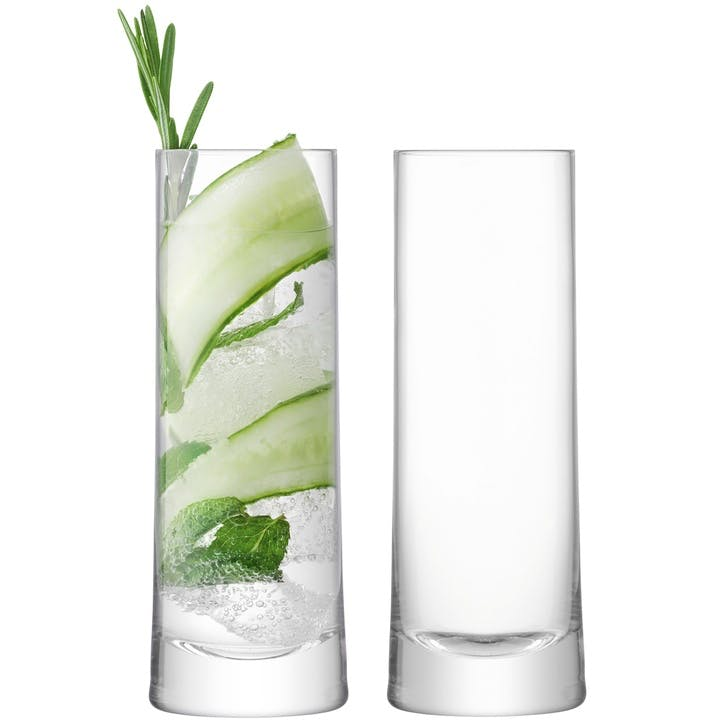 LSA Gin Highball Set of 2