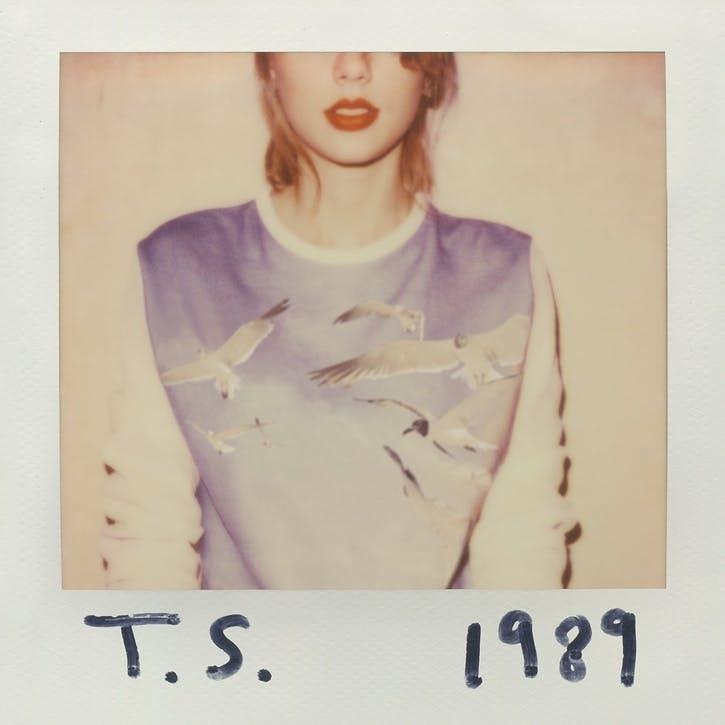 "Taylor Swift, 1989 12"" Vinyl"