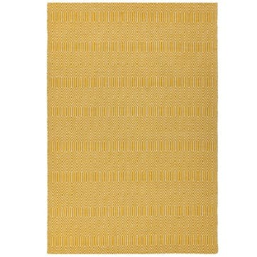 Sloan Rug, 1.2 x 1.7m, Mustard