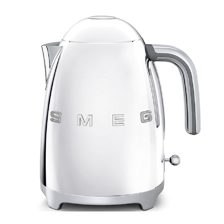 Kettle, Polished Steel