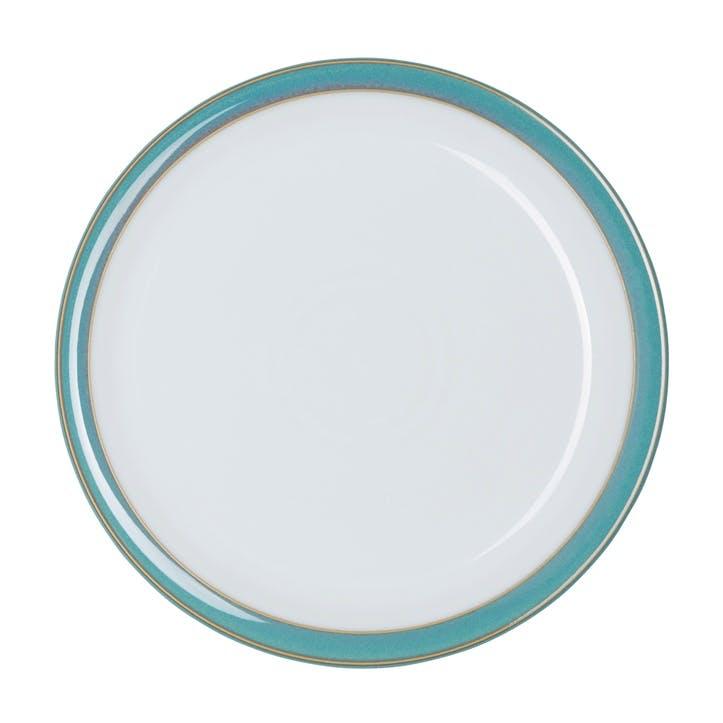 Azure Dinner Plate, 26.5cm, Blue
