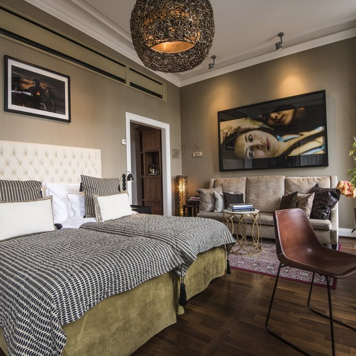A voucher towards a stay at Lydmar Hotel for two, Stockholm, Sweden