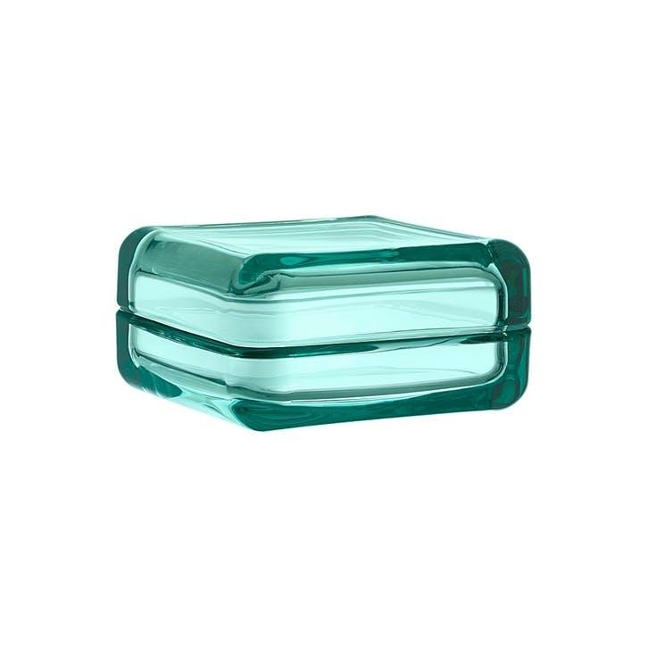Vitriini Trinket Box, Watergreen