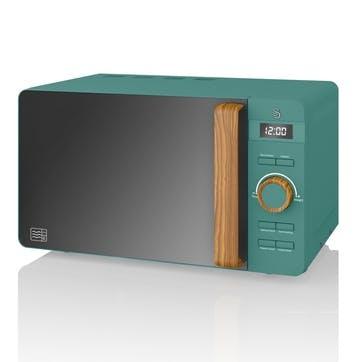Nordic Digital Microwave, Teal