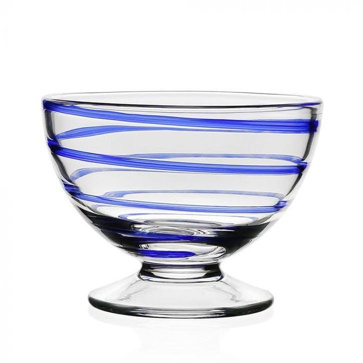 Bella Blue Nut Bowl