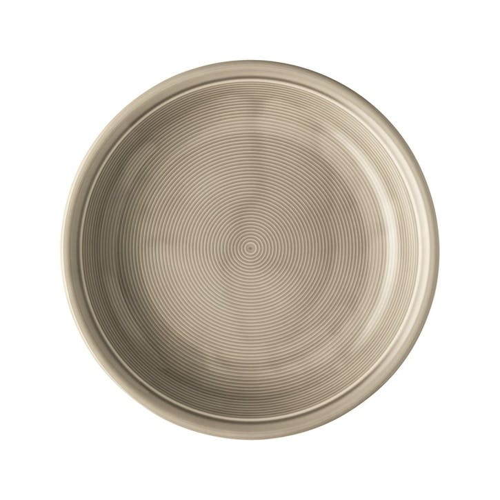 Trend, Deep Plate, 22cm, Moon Grey