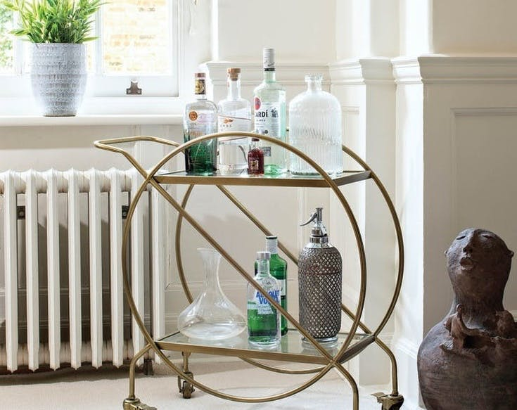 Create your own home bar