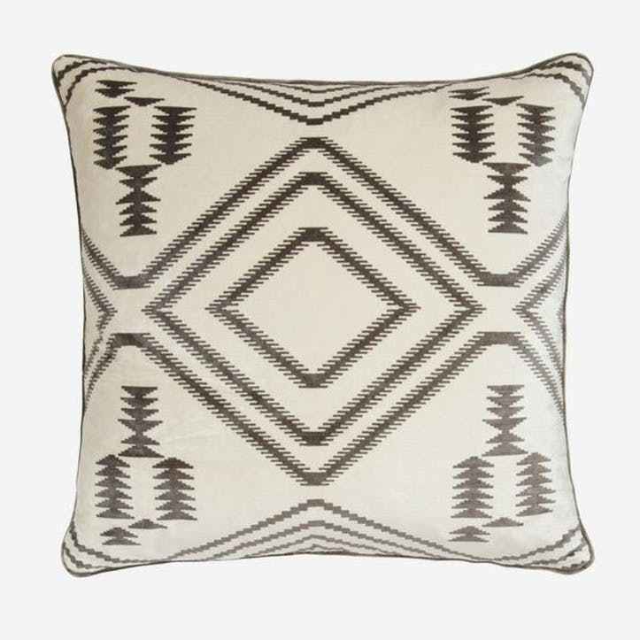 Navaho Grey Cushion
