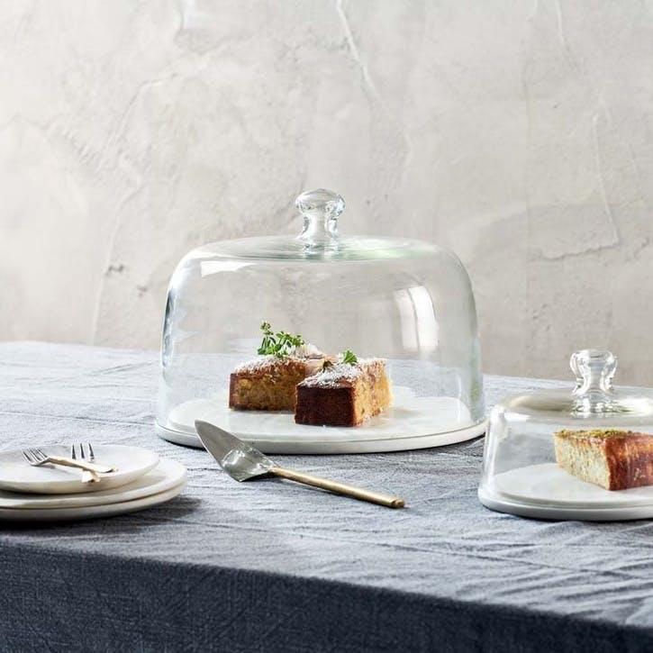 Duru Marble Cake Dome