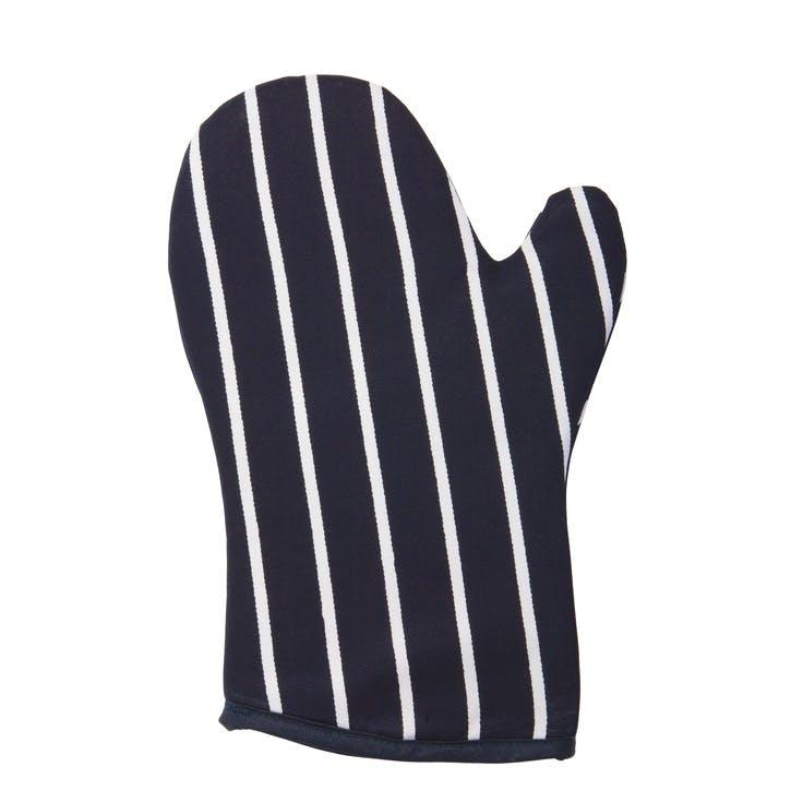 Butchers Stripe Gauntlet, Navy