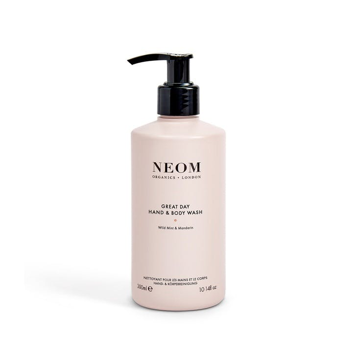 Scent to Make You Happy, Great Day Body & Hand Wash, 300ml