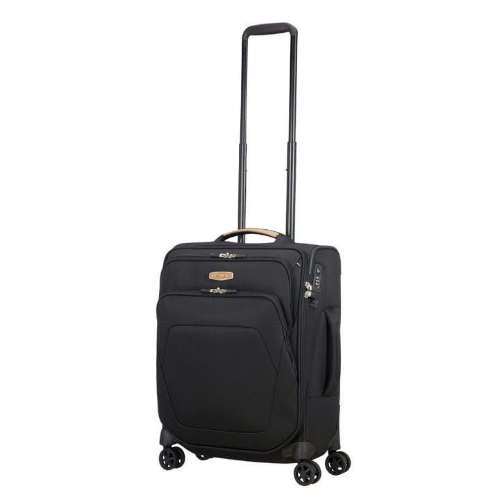 Spark Sng Eco Spinner Suitcase, 55cm, Black