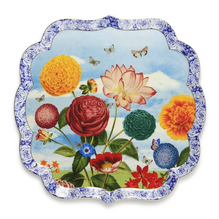 PiP Royal Square Platter