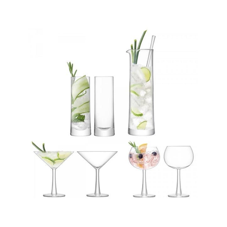 LSA Gin Cocktail Set