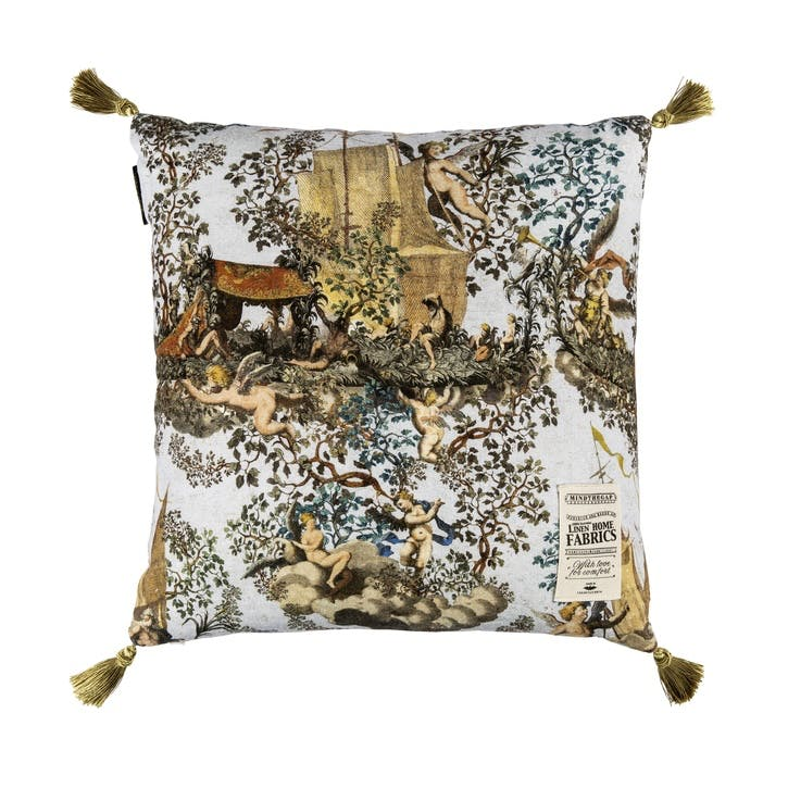 Journey to Eden Cushion