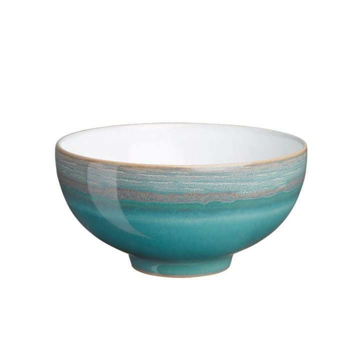 Azure Coast Rice Bowl, 13cm, Blue