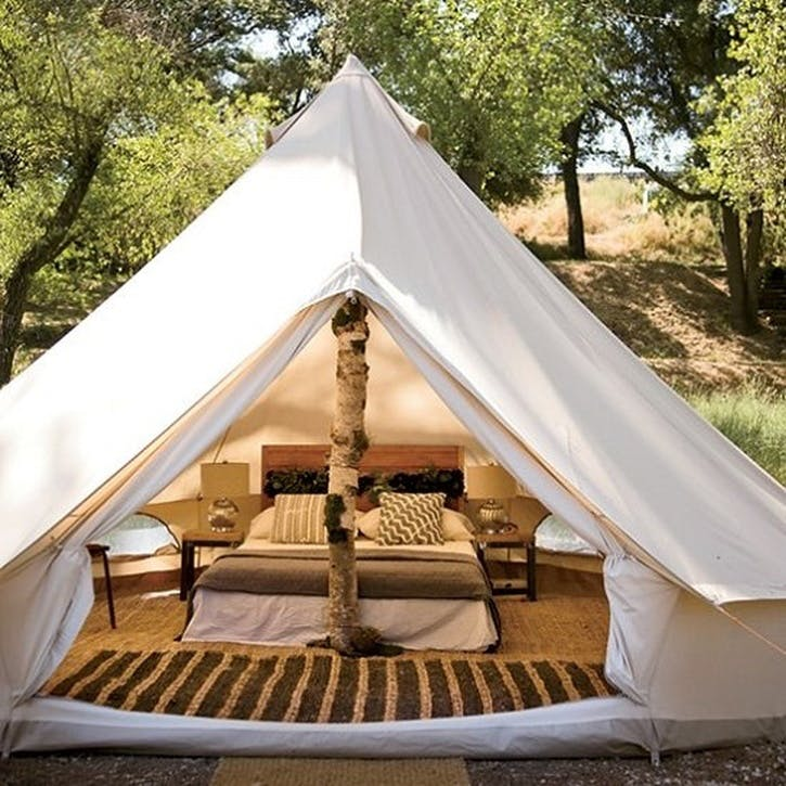 Honeymoon Glamping