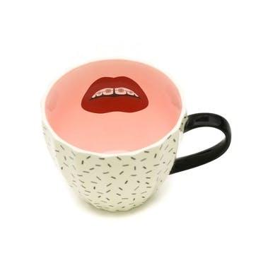 Standard Mug, Dental Bling, 350ml