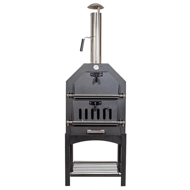 Multi-Function Pizza Oven