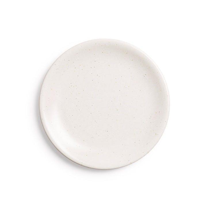 Side Plate, Chalk