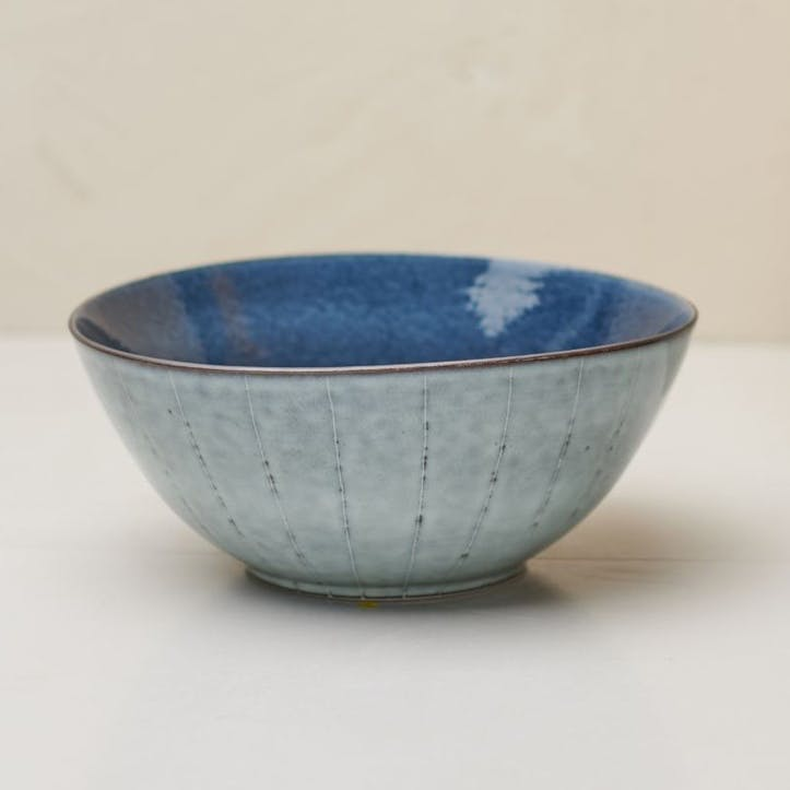 Bao Serving Bowl; Navy