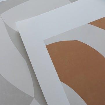 In Motion - Moe Made It Art Print D30cm x H40cm