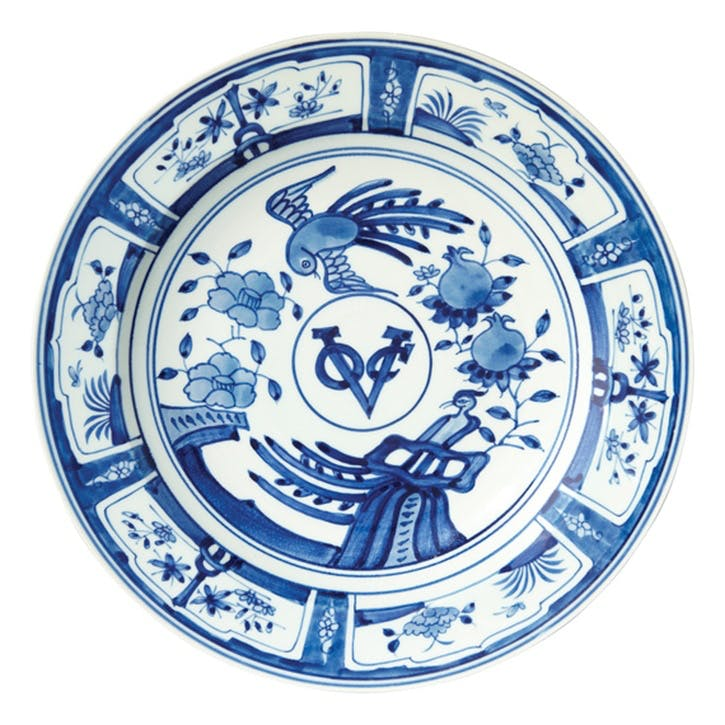 Kraakware China Giant Charger Plate