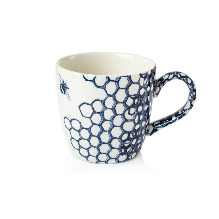Ink Blue Pollen Osbourne Mug