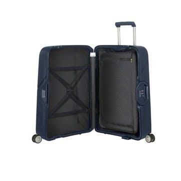 MagnumSpinner Suitcase, 75cm, Dark Blue