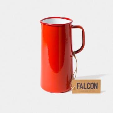 Three Pint Jug, Pillarbox Red