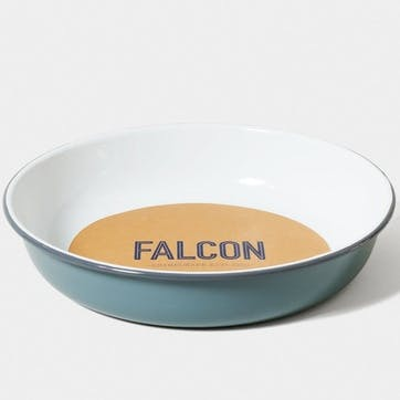 Large Salad Bowl, Pigeon Grey