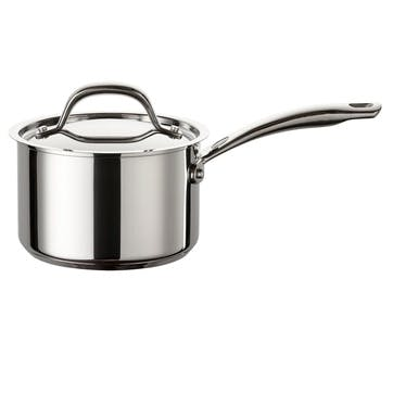 Ultimum Stainless Steel Saucepan - 16cm